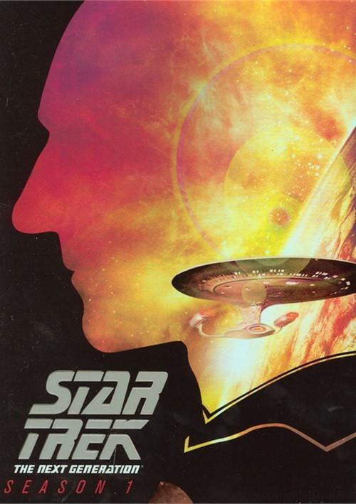 Star Trek: The Next Generation - Season 1 (Repackage)