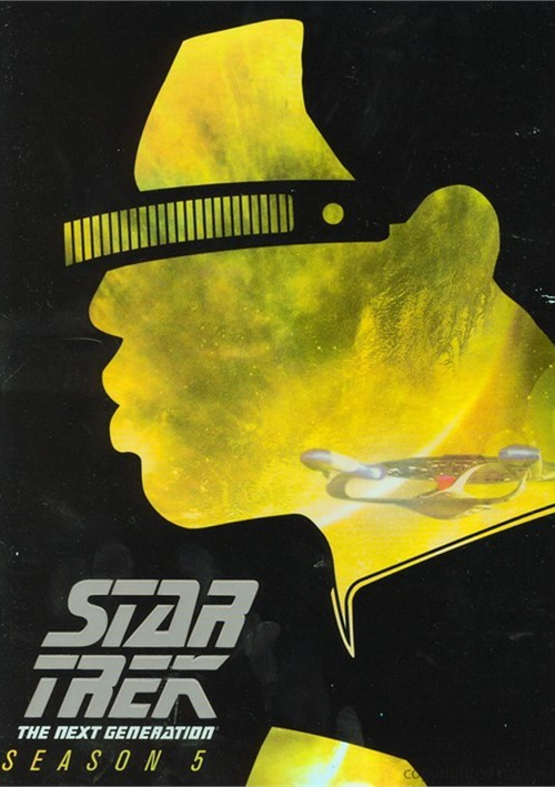 Star Trek: The Next Generation - Season 5 (Repackage)