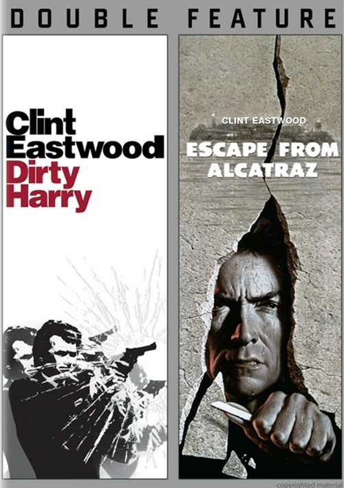 Dirty Harry / Escape From Alcatraz (Double Feature)