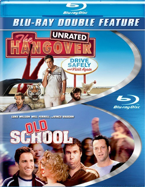 Hangover, The / Old School (Double Feature)