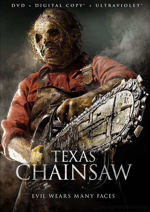 Texas Chainsaw (DVD + Digital Copy + UltraViolet)