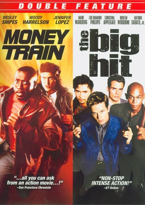 Money Train / The Big Hit (Double Feature)