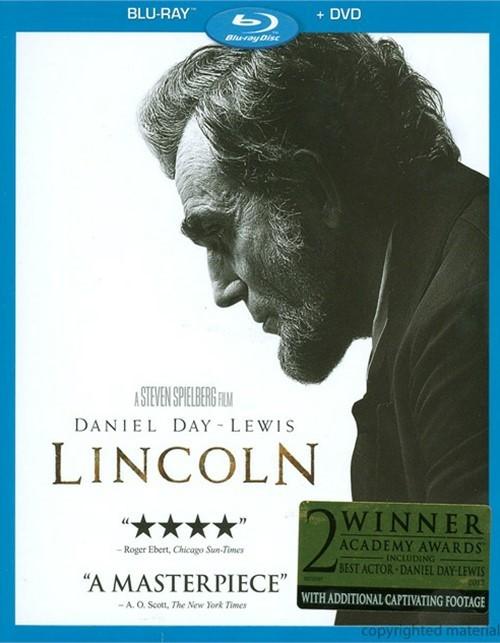 Lincoln (Blu-ray + DVD Combo)