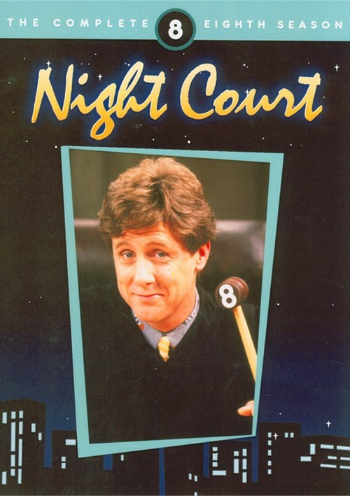 Night Court: The Complete Eighth Season