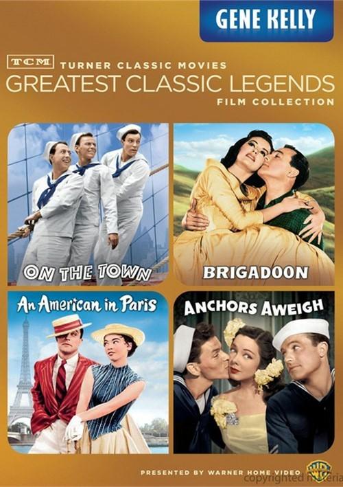 TCM Greatest Classic Films: Legends - Gene Kelly