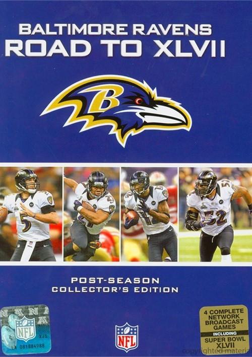 NFL Baltimore Ravens: Road To Super Bowl XLVII