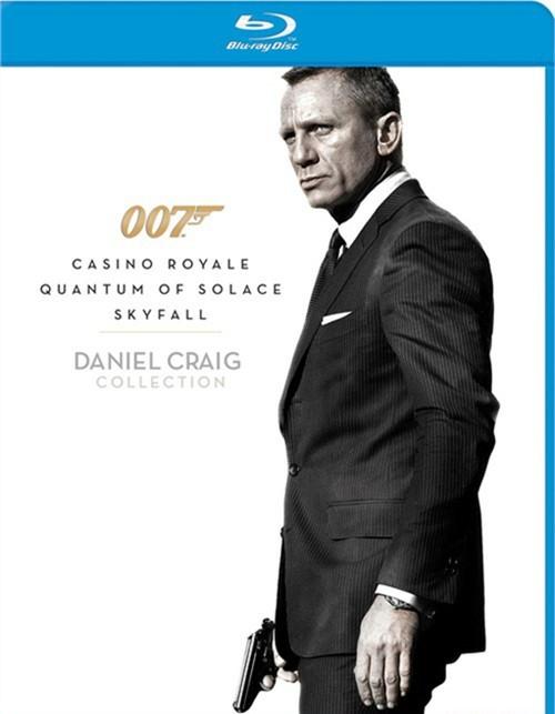 Daniel Craig 007 Collection