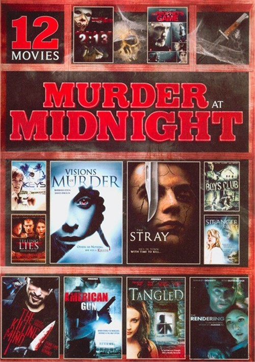 12 Movie Murder At Midnight