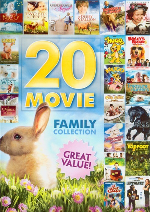 20 Movie Family Collection