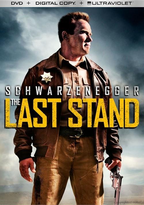 Last Stand, The (DVD + Digital Copy + UltraViolet)