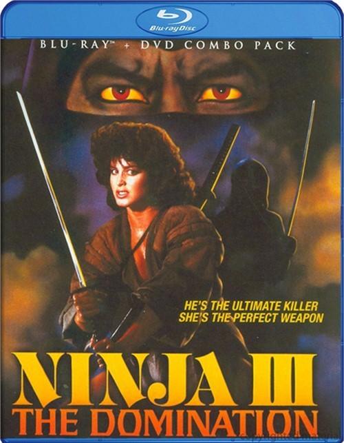 Ninja III: The Domination (Blu-ray + DVD Combo)