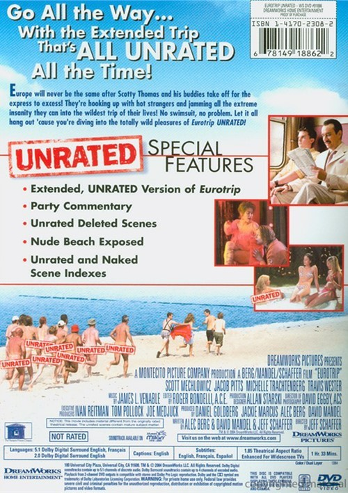 Eurotrip: Unrated