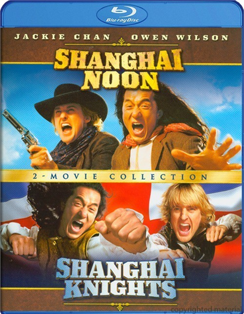 Shanghai Noon / Shanghai Knights (Double Feature)
