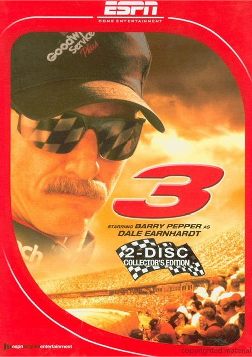 3: The Dale Earnhardt Story - Collector's Edition 2 Disc Set