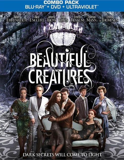 Beautiful Creatures (Blu-ray + DVD + UltraViolet)