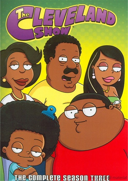 Cleveland Show, The: The Complete Season Three