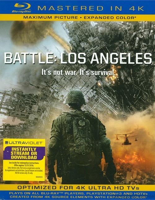 Battle: Los Angeles (Blu-ray + UltraViolet)
