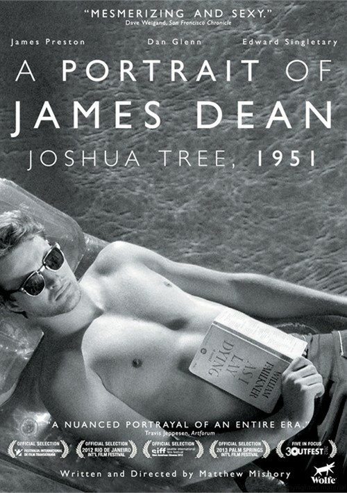 Portrait Of James Dean, A: Joshua Tree, 1951