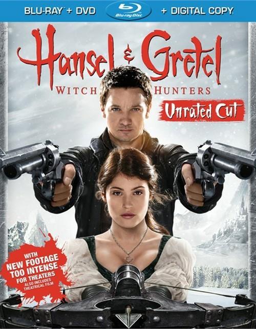 Hansel And Gretel: Witch Hunters (Blu-ray + DVD + Digital Copy + UltraViolet)