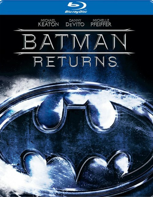 Batman Returns (Steelbook)