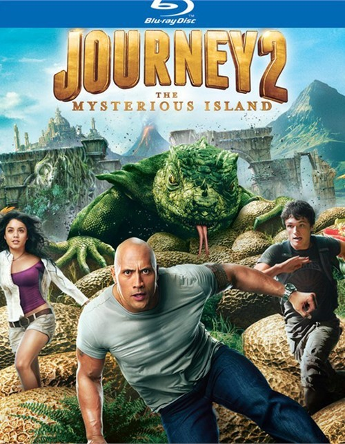 Journey 2: The Mysterious Island (Steelbook)