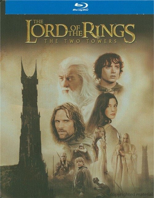 Lord Of The Rings, The: The Two Towers (Steelbook)
