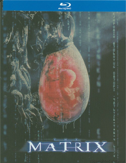 Matrix, The: 10th Anniversary Edition (Steelbook)