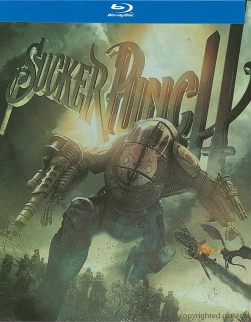 Sucker Punch (Steelbook)