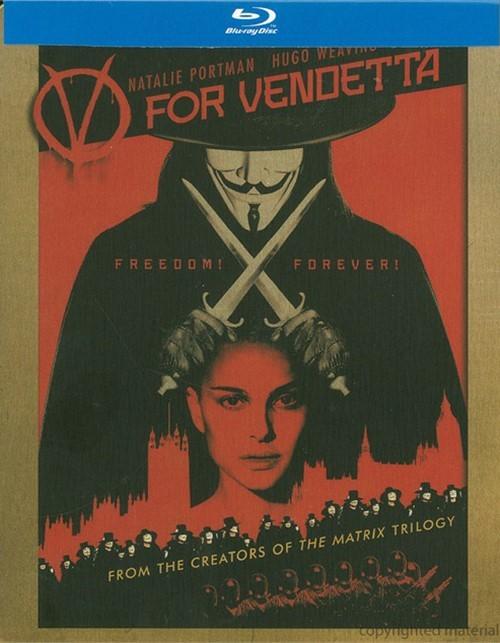V For Vendetta (Steelbook)