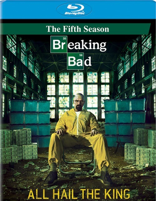 Breaking Bad: The Fifth Season (Blu-ray + Ultraviolet)
