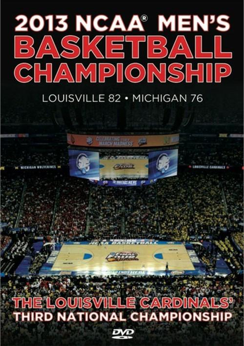 2013 Mens NCAA Championship Game