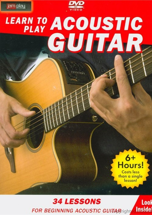 Learn To Play: Acoustic Guitar