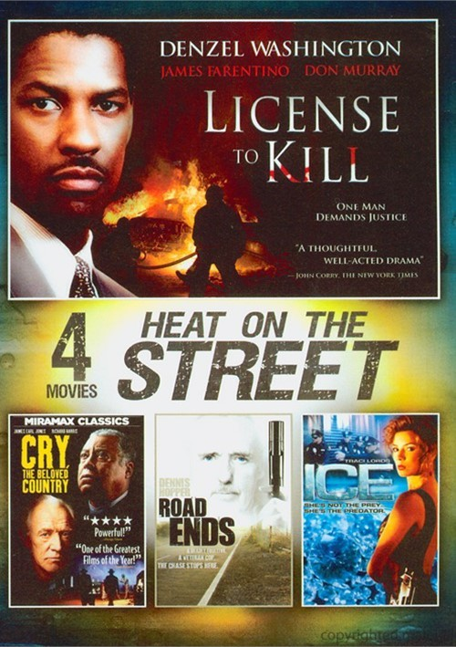 4 Film Heat On The Street: Volume Two