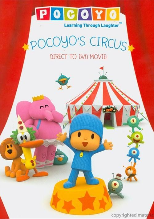 Pocoyo: Pocoyos Circus