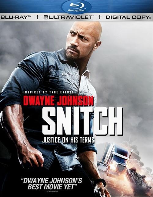 Snitch (Blu-ray + Digital Copy + UltraViolet)