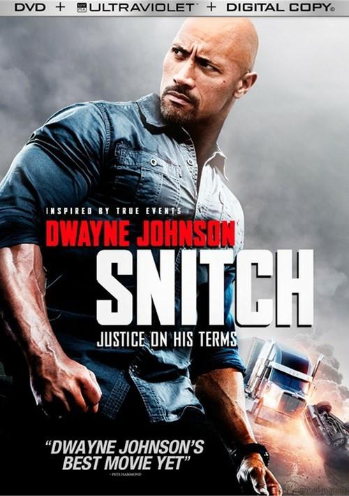 Snitch (DVD + Digital Copy + UltraViolet)