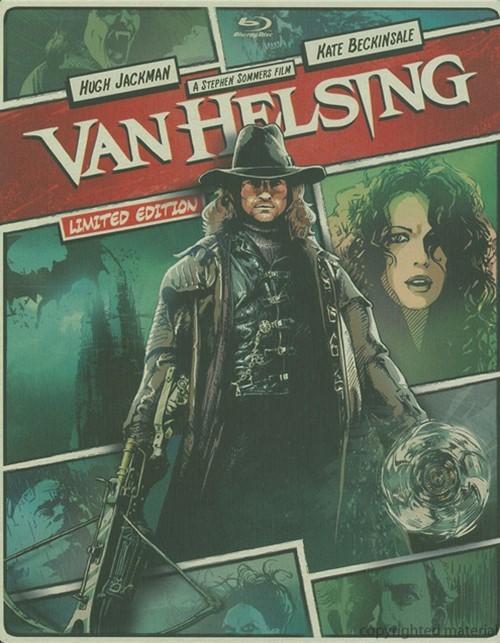 Van Helsing (Steelbook + Blu-ray + DVD + Digital Copy + UltraViolet)