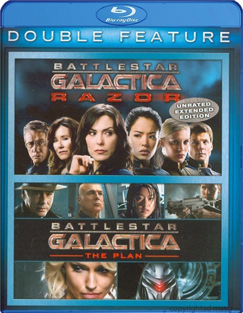 Battlestar Galactica: The Plan / Battlestar Galactica: Razor (Double Feature)