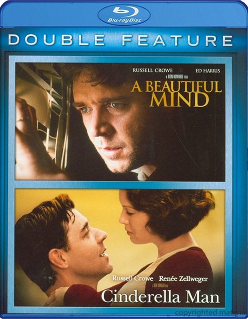 Beautiful Mind, A / Cinderella Man (Double Feature)