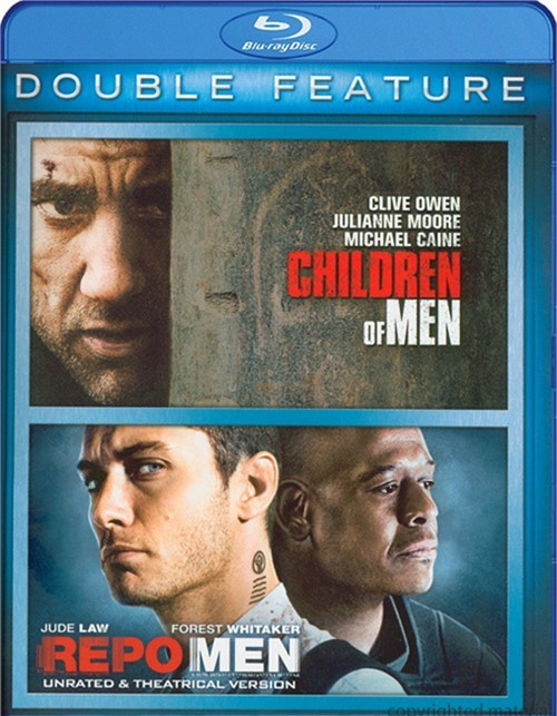 Children Of Men / Repo Men (Double Feature)