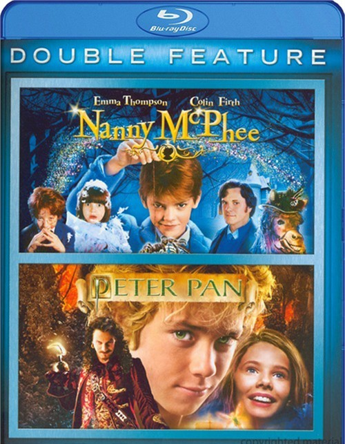 Nanny McPhee / Peter Pan (Double Feature)