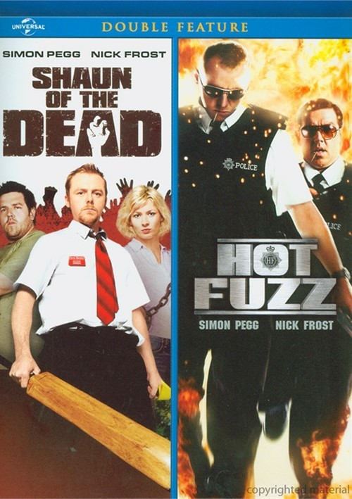 Shaun Of The Dead / Hot Fuzz (Double Feature)
