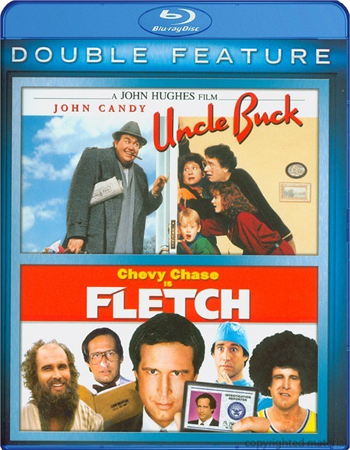 Uncle Buck / Fletch (Double Feature)