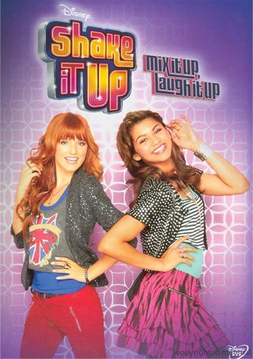Shake It Up: Mix It Up, Laugh It Up