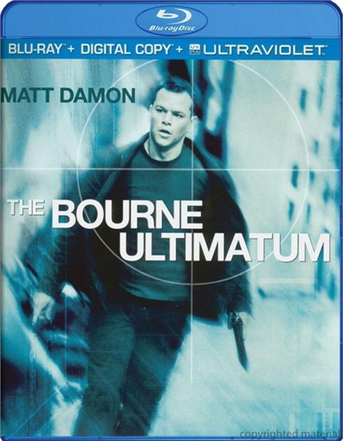 Bourne Ultimatum, The (Blu-ray + Digital Copy + UltraViolet)