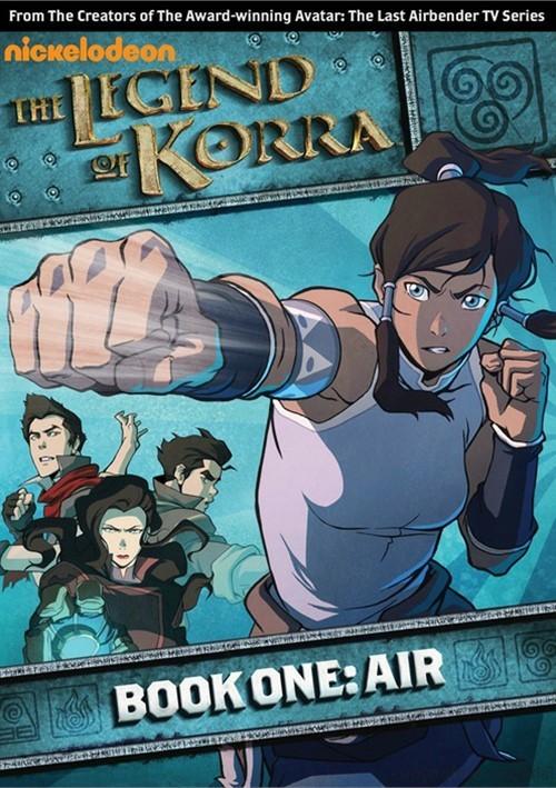 Legend Of Korra: Book One - Air