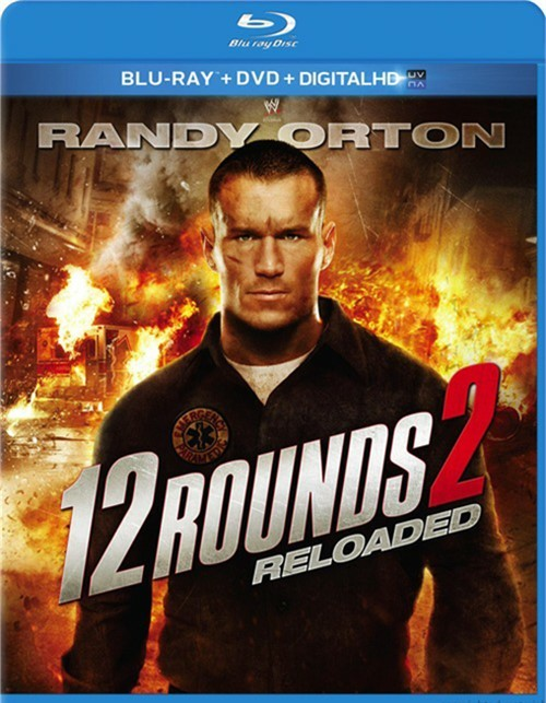 12 Rounds 2: Reloaded (Blu-ray + DVD + Digital Copy)