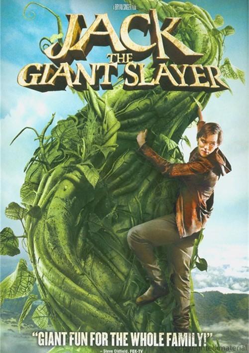 Jack The Giant Slayer (DVD + UltraViolet)