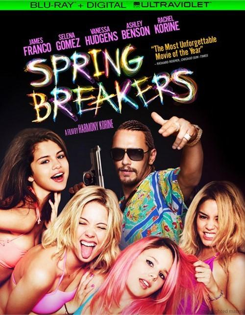 Spring Breakers (Blu-ray + Digital Copy + UltraViolet)
