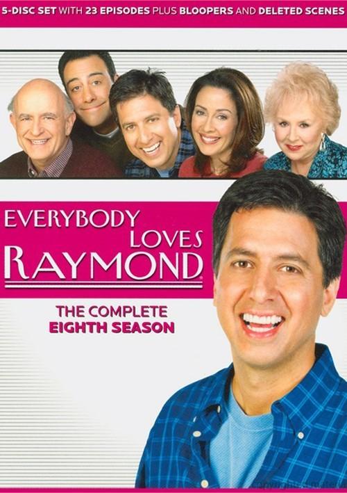 Everybody Loves Raymond: The Complete Eighth Season (Repackage)